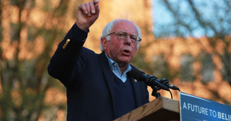 New Report: Under Bernie Sanders' Programs US Households Would Gain $4,300 A Year