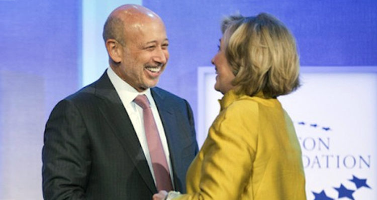 Hillary-Wall-Street