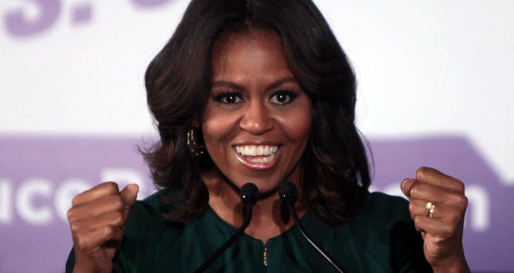 Michelle Obama Talks Nutrition, Success Of 'Let's Move' Campaign