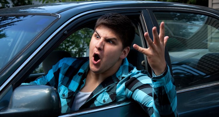 6 Hilarious Times That Road Rage Turned To Instant Karma