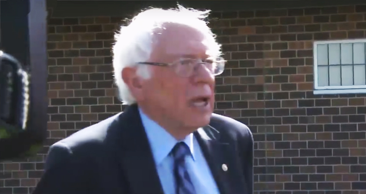 Bernie Sanders Delivers One Of The Most Heartfelt Messages You Will Ever See – Video