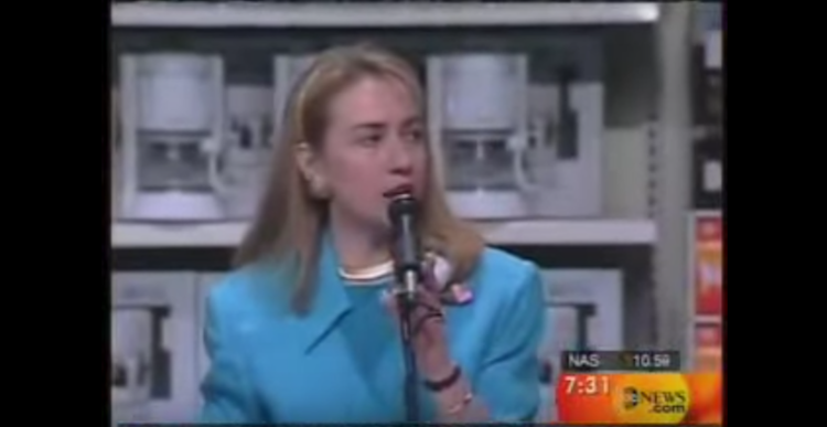 The Truth About Hillary Clinton's Days On The Walmart Board Of Directors