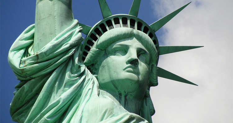 The Statue of Liberty Was Originally a Muslim Woman
