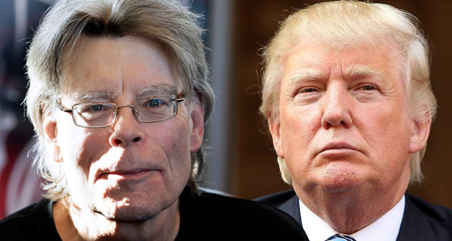 Stephen King Joins Over 600 Writers To Attack Donald Trump In Open Letter