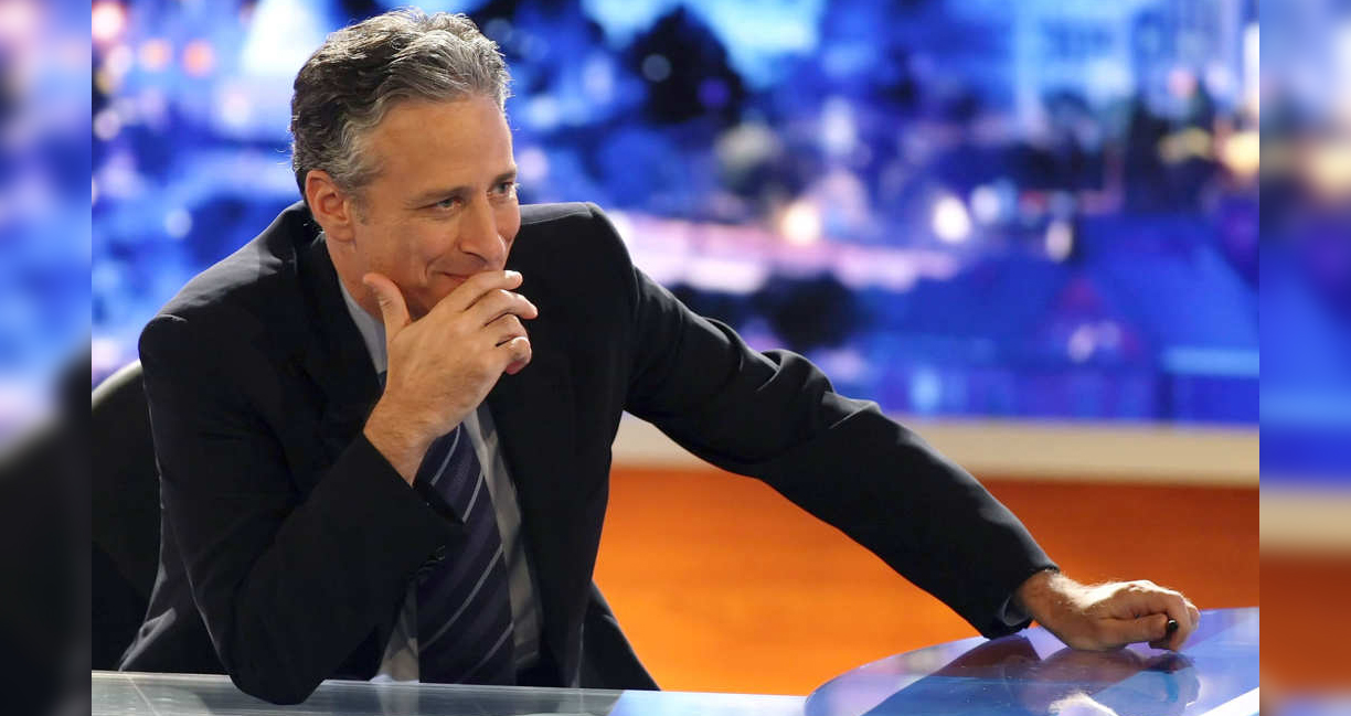 Jon Stewart May Be Returning To Television Before The Election