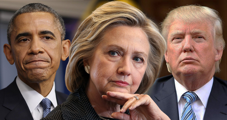 Hillary Clinton Doesn't Have The Same Rights as Donald Trump or Barack Obama – Here's Why