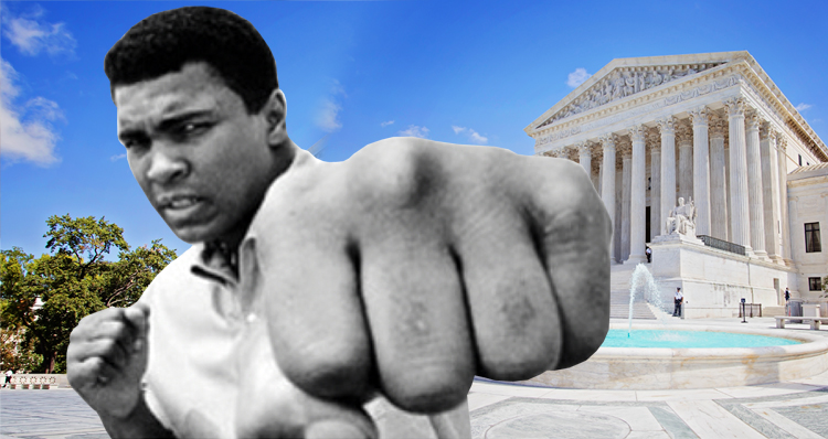 Ali's Biggest Win: As Clay v. United States in Supreme Court