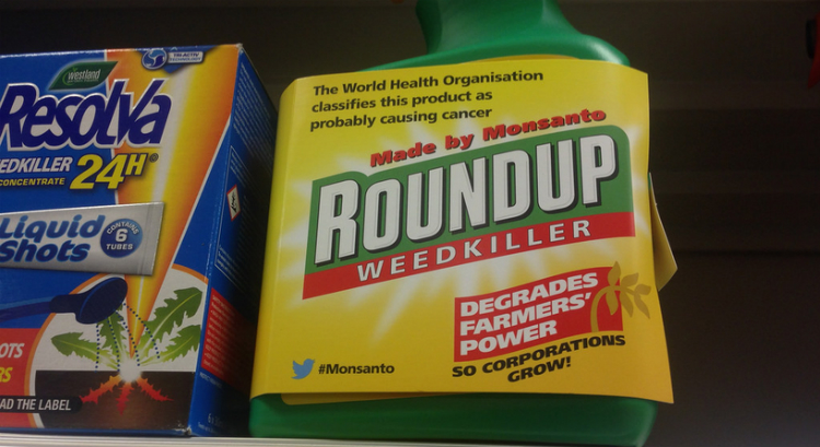 Monsanto's Deadly Weedkiller Roundup And The Food On Your Table