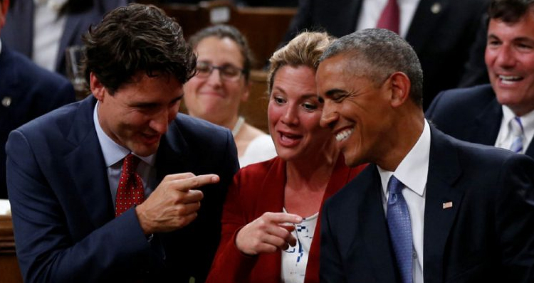 Canada Loves Obama So Much They Want Four More Years – Video