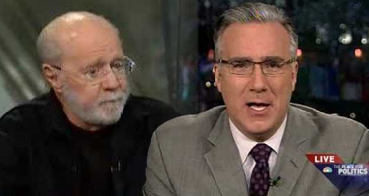 George Carlin and Keith Olbermann Predicted A Trump Presidency in 2007 – Video