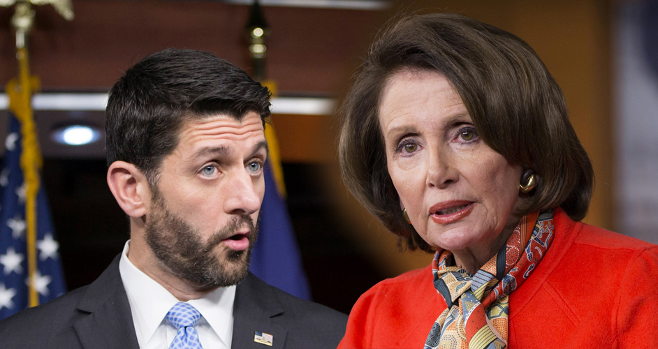 Former Speaker Nancy Pelosi Mocks Paul Ryan On His Big Plans