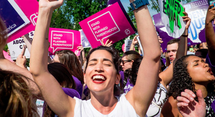 'Pro-Lifers' Quake In Their Boots As SCOTUS Hands Down Stunning Pro-Choice Victory (VIDEO)