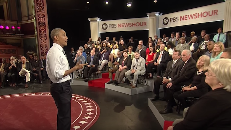 The NRA Won't Like This At All: Obama Brilliantly Tackles A Pointed Question About Guns