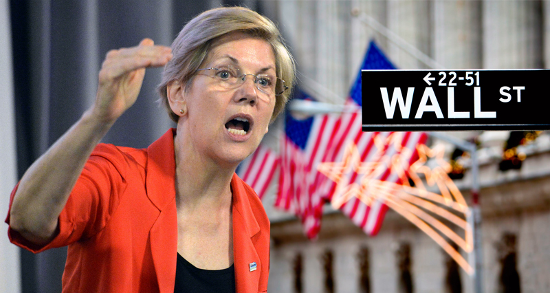 Threats From Wall Street Regarding Possible Elizabeth Warren Pick For Vice President