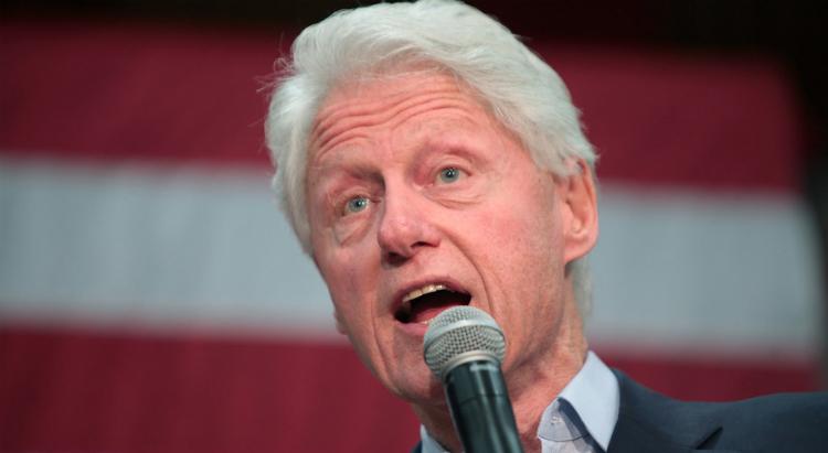 Is Bill Clinton Hillary's Biggest Liability?