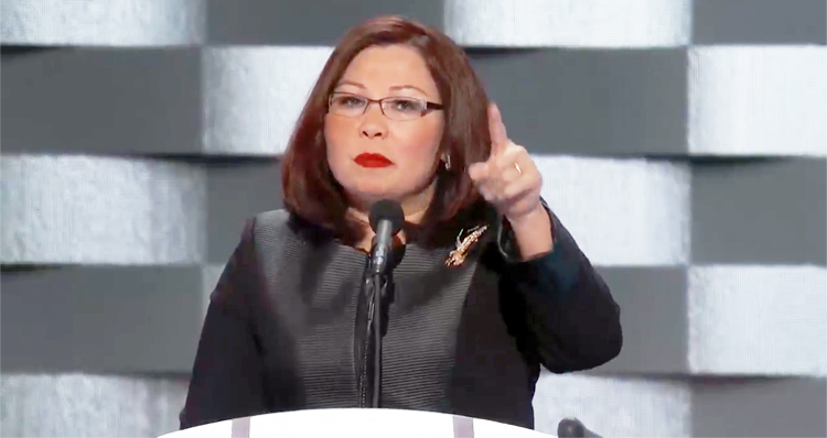 Tammy Duckworth Just Sent Donald Trump A Message And It Was SCATHING – Video