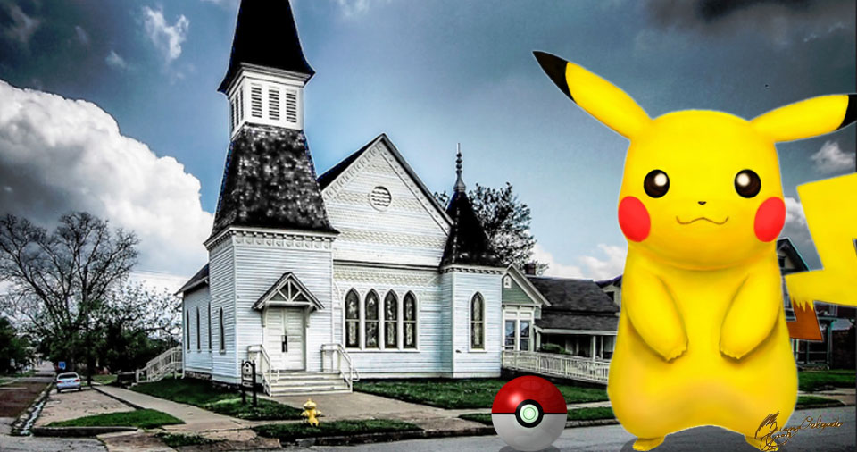 Christian Pastor: Pokémon Go Targeting Churches With 'Virtual Digital Cyber-Demons' (VIDEO)
