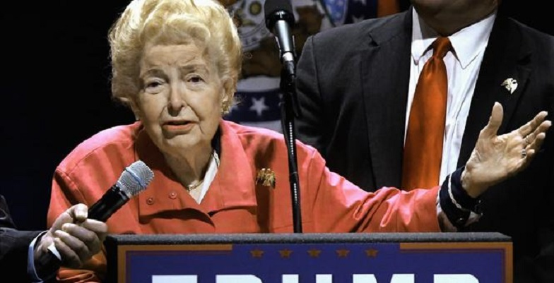 Anti-Feminist Phyllis Schlafly: 'Clinton's Plans Are An Insult To Women' & 'Our Greatest Presidents Have All Been Men'