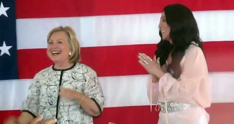 Clinton-Cher