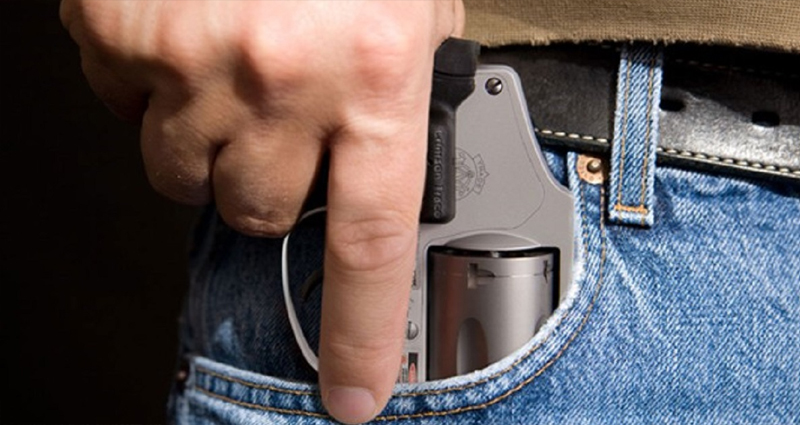 Whoops! The NRA And Other Gun Groups Debunk The 'Good Guy With a Gun' Myth