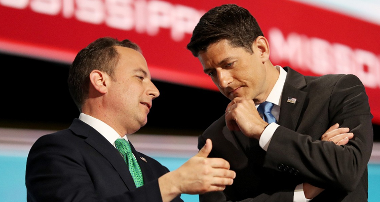 An Open Letter To Reince Priebus And The Rest Of The Cowards In The Republican Party