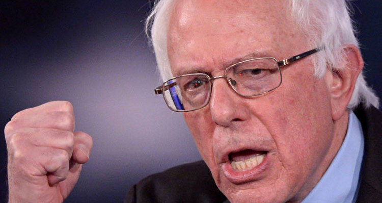 Bernie Sanders Blasts White House Over TPP Lame Duck Move