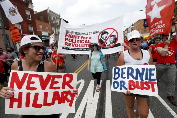 Important Strategy Questions For The Bernie Or Bust Crowd
