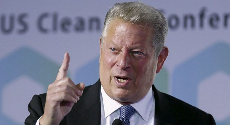 Al Gore Urges Climate Crisis Activists To 'Consider The Consequences' of A Third Party Candidate