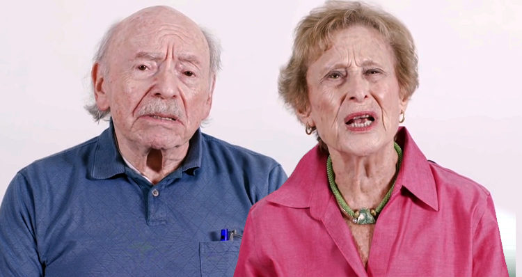 Grandparents Vow To Return From Dead And Haunt You If Trump is Elected – Video