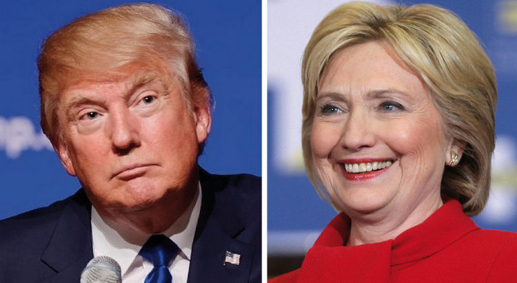 How The Hell Are Hillary Clinton And Donald Trump Neck And Neck?