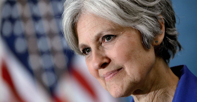 Jill Stein Trolls Gary Johnson – But Ends Up Looking Worse