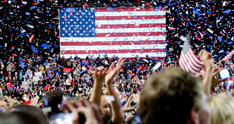 Wall Street Has Already Predicted The Next President – And By A Landslide