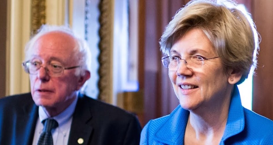 Sanders and Warren Will Play Active Role In Shaping The Democratic Leadership