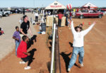 Locals Use The US-Mexico Border Fence As A Giant Volleyball Net
