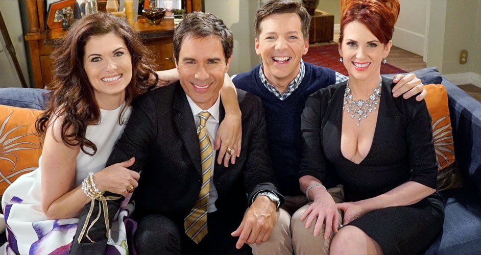 Hilarious! The Cast Of Will And Grace Reunite To Discuss The 2016 Election (Video)