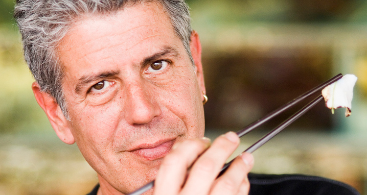 Anthony Bourdain On Dining With Donald Trump: 'Absolutely F—ing Not'
