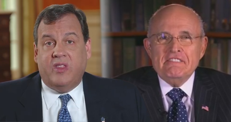 Christie, Giuliani Call Trump 'Genius' After Explosive NY Times Report He Dodged Taxes For Nearly 2 Decades – Video