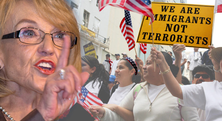 Jan Brewer Denies Arizona Is A Toss-Up, Insults Latino Voters