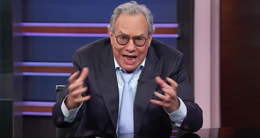 Lewis Black's Glorious Rant On 'The Daily Show' About Voting? So Worth Watching