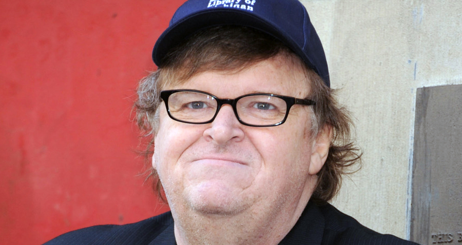 Michael Moore Blasts Republican Hypocrites: 'You've Been Grabbing Women's P****** For Years …'