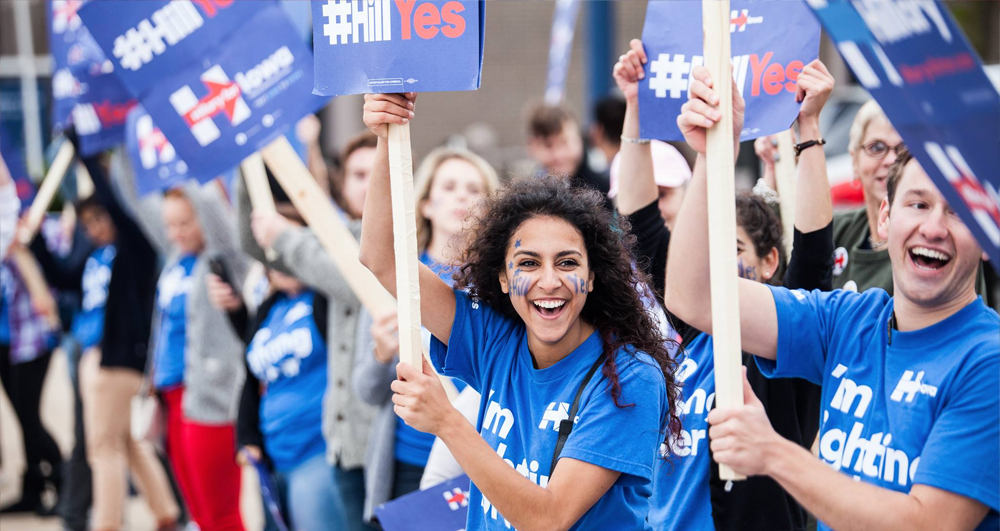 Millennials Are Supporting Hillary in Record Numbers – Video
