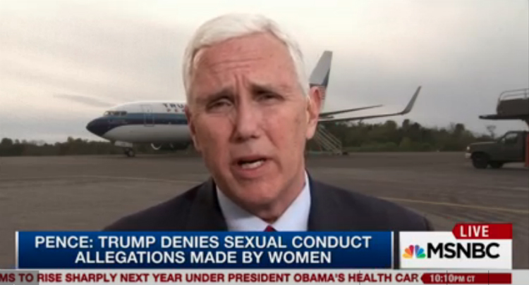 Mike Pence And His Epic Freudian Slip (Video)