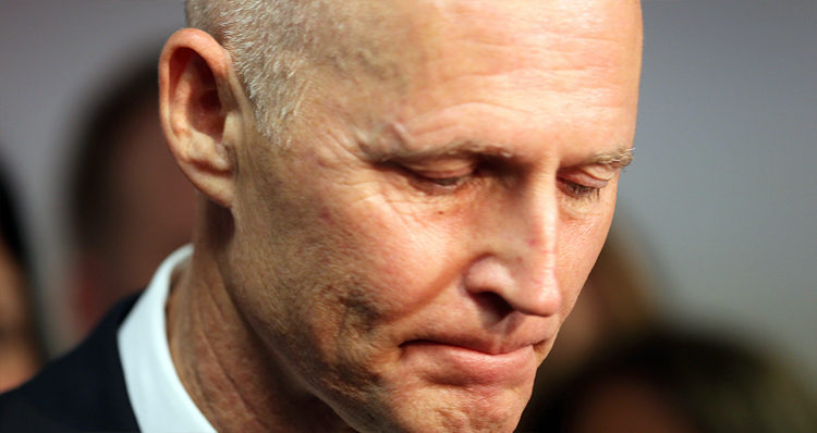 Florida Gov. Rick Scott's Attempt To Throw Out Mail-In Ballots Is Blocked By Judge