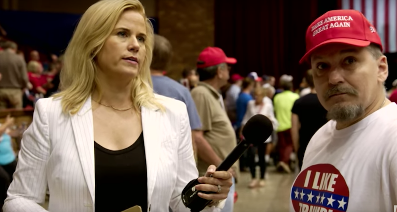 Easily Duped Trump Supporters Explain How Election Will Be Rigged – But Only If Trump Loses