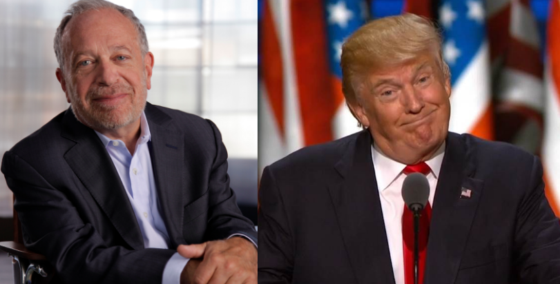 Robert Reich Silenced Trump Supporter With One Simple Truth