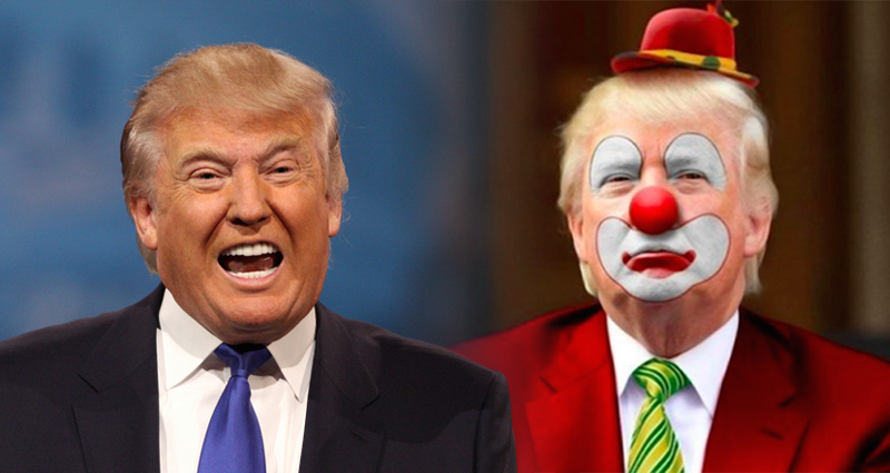Did An Orange-Haired Clown Spark Nation's Evil Clown Hysteria (TWEETS)