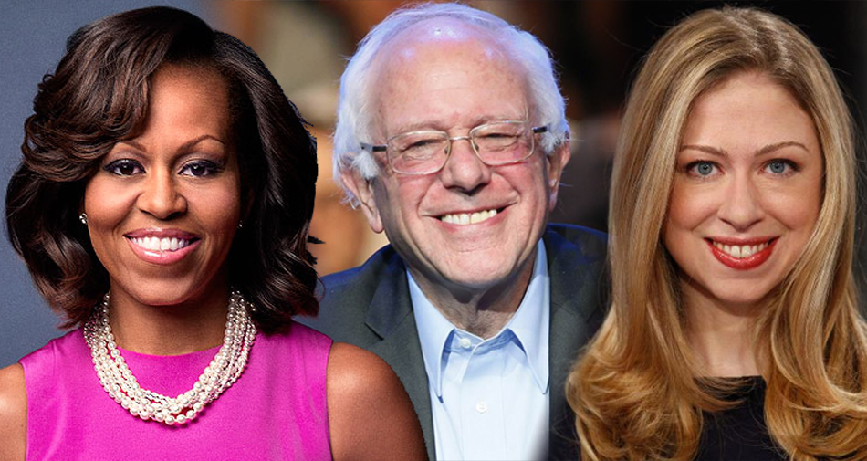 Michelle, Bernie, And Chelsea Head For Arizona This Week: Here's Why