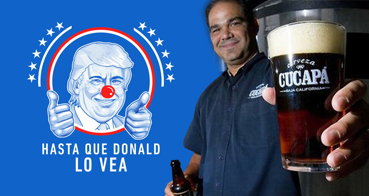 Gullible Trump Supporters Tricked Into Funding A Huge Party By Mexican Brewery – Video