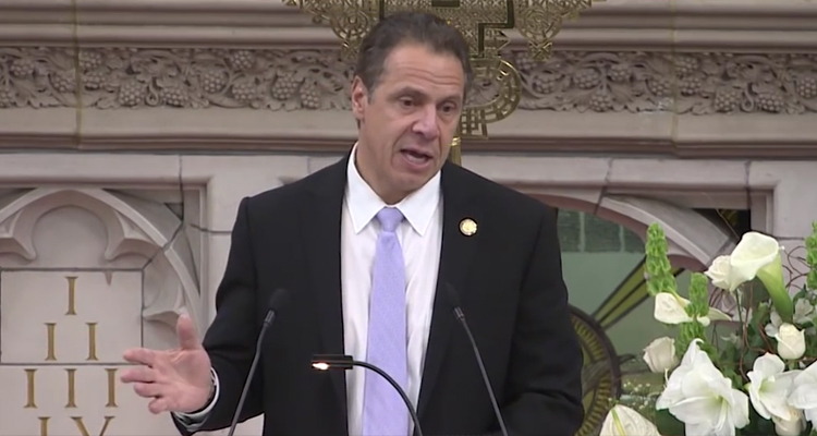 Defiant, New York Gov. Declares State A Safe Haven For Immigrants, People Of Color, LGBTQ Community – Video