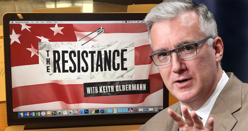 'We Cannot Give President-Elect P*ssy-Grabber A Chance' – Keith Olbermann – Video